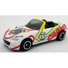 <トイザらス> トイザらスオリジナル トミカ メディア対抗ロードスター4時間耐久レース CARトップロードスター