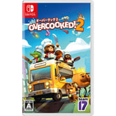 【Nintendo Switchソフト】Overcooked(R) 2 - オーバークック2