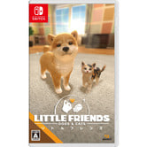 【Nintendo Switchソフト】LITTLE FRIENDS -DOGS & CATS-【・・・