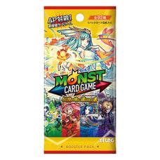<トイザらス>【クリアランス】モンスターストライク カードゲーム 伝説の地に選ばれし者 ブースターパック