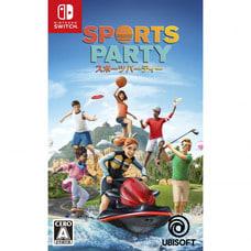<トイザらス>【Nintendo Switchソフト】スポーツパーティー