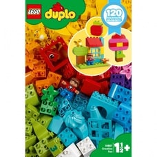 レゴ デュプロ 10887 デュプロのいろいろアイデアボックス DX 【送料無料】