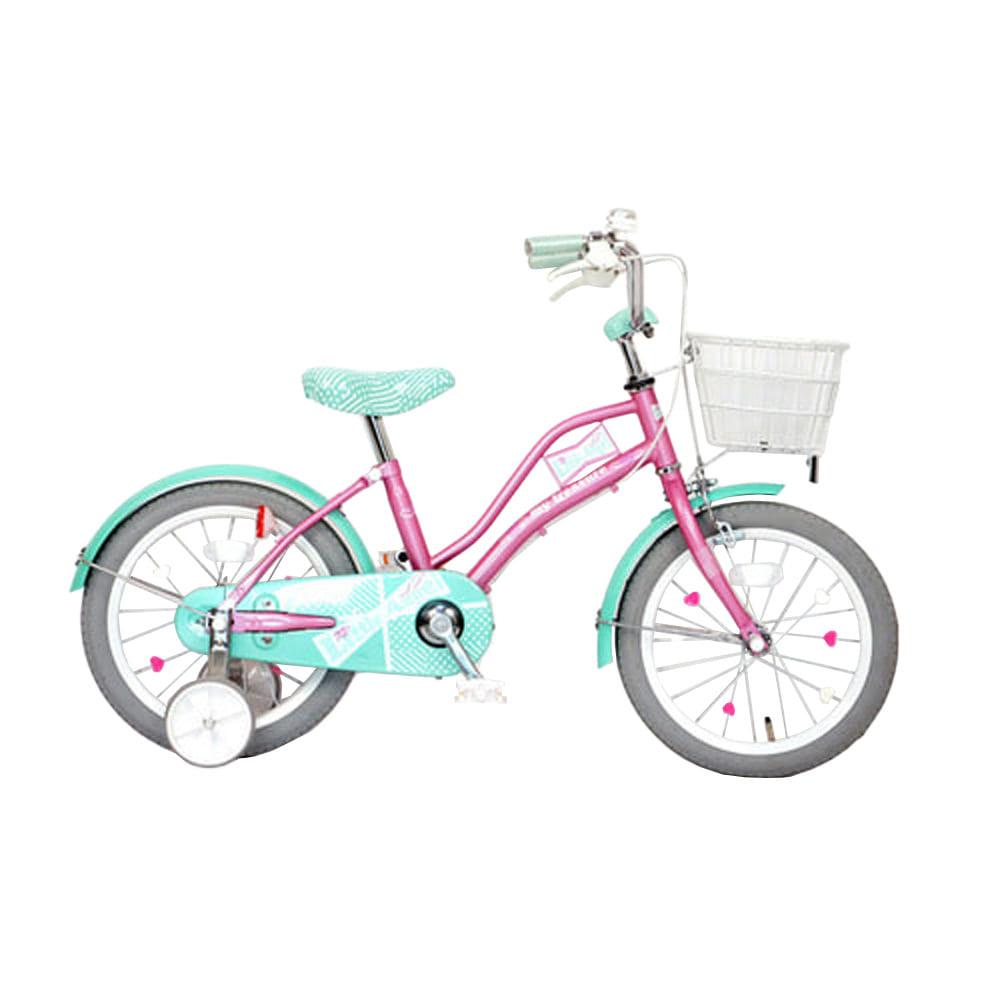 トイザらス・ベビーザらス オンラインストアトイザらス限定 16インチ 子供用自転車 Little Angel-19(ピンク)