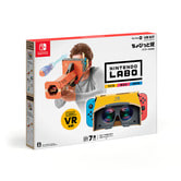 【Switchソフト】Nintendo Labo Toy-Con 04: VR Kit ちょびっと・・・