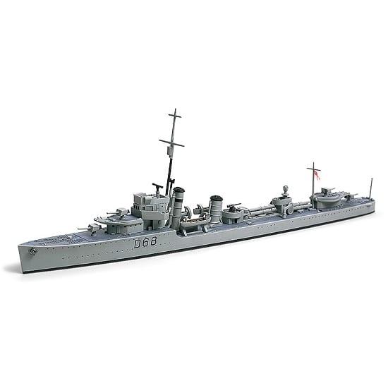 1/700 ウォーターラインシリーズ オーストラリア海軍 駆逐艦 ヴァンパイア【オンライン限定】