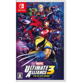 【Nintendo Switchソフト】MARVEL ULTIMATE ALLIANCE 3: T・・・