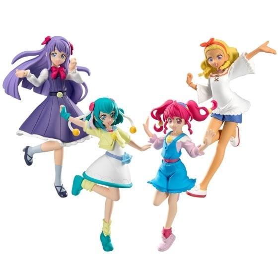 スター☆トゥインクルプリキュア キューティーフィギュア2 Special Set【お菓子】【クリアランス】