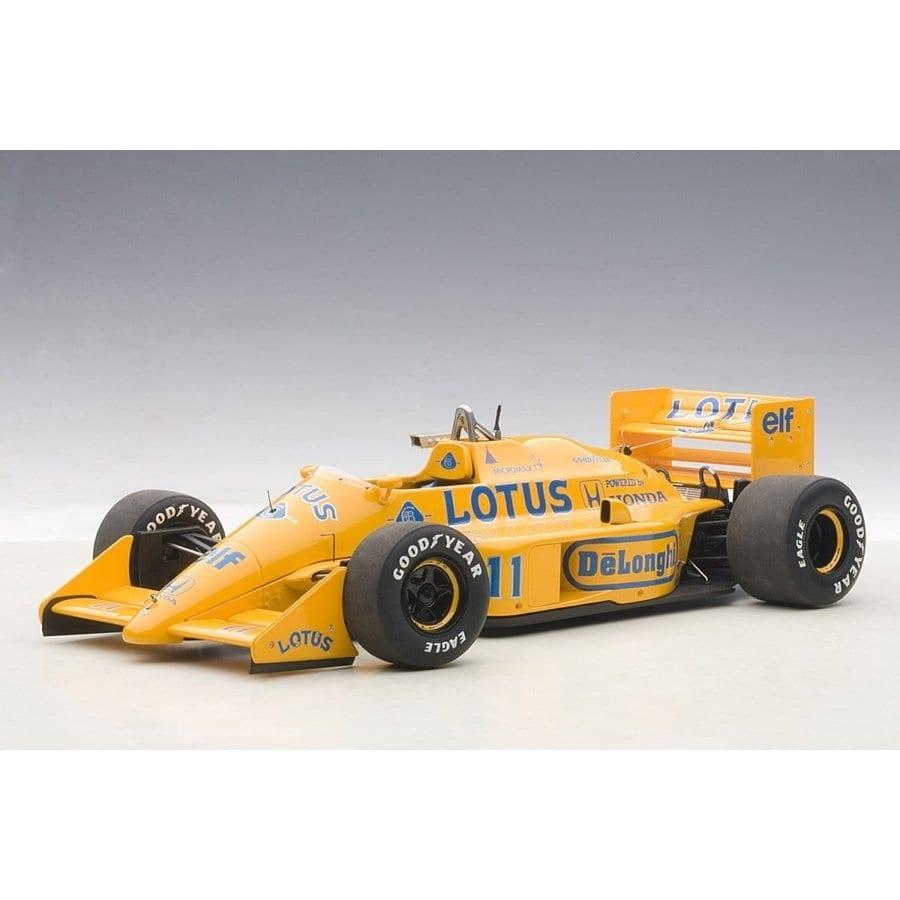 1/18 ロータス 99T ホンダ F1 日本GP 1987 #11 中嶋悟【オンライン限定】【送料無料】