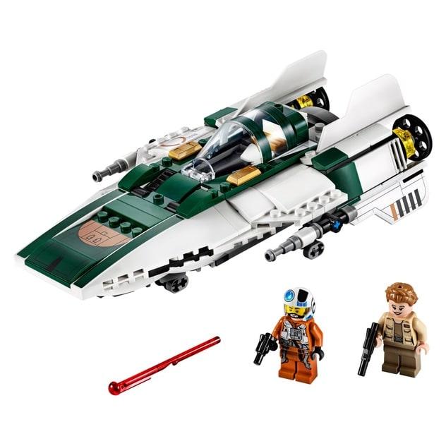 レゴ スター・ウォーズ 75248 レジスタンス A,ウィング・スター