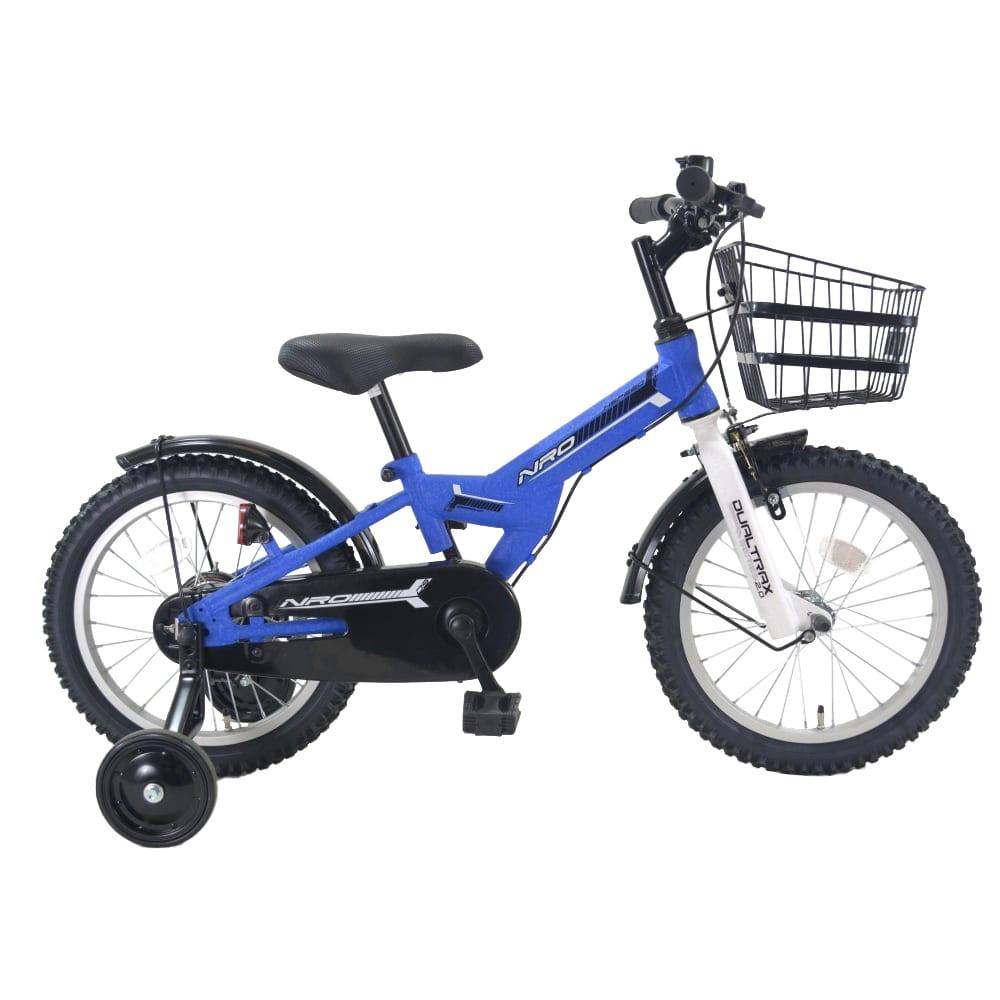 トイザらス限定 16インチ 子供用自転車 NRD (ウェザリングブルー )