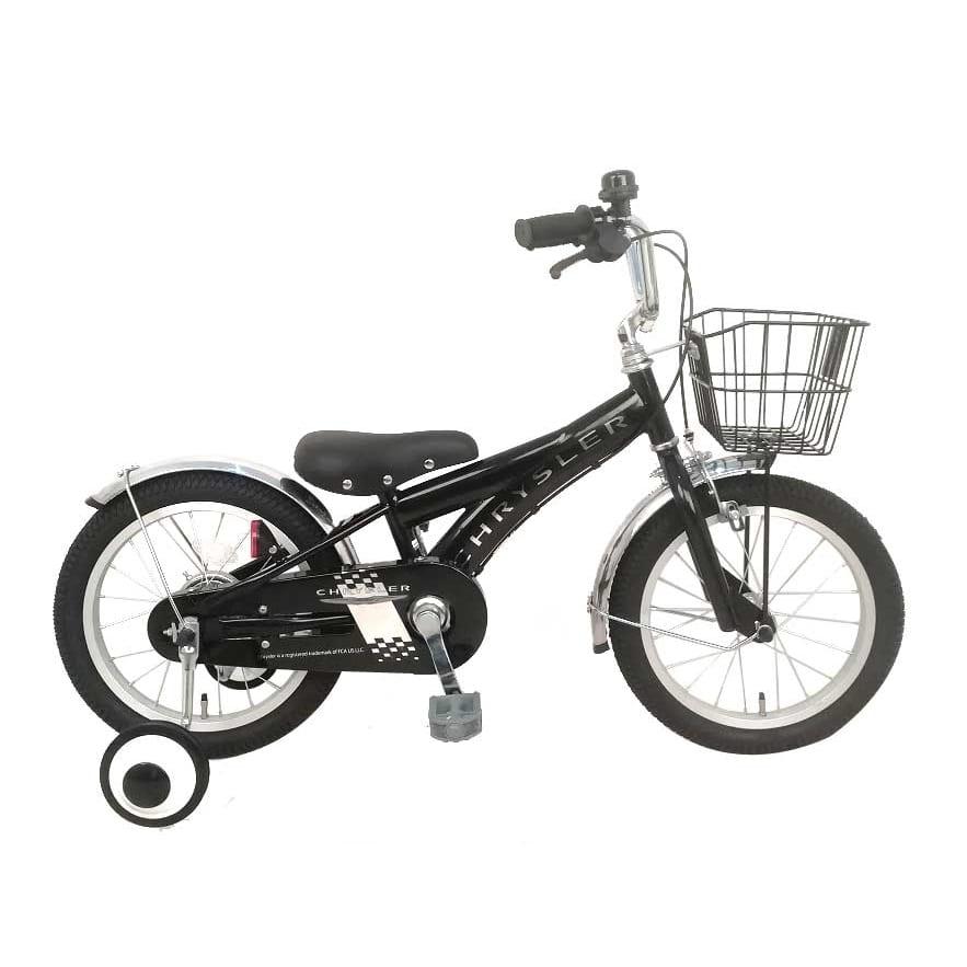 【子供用自転車】 トイザらス限定 16インチ クライスラー ブラック