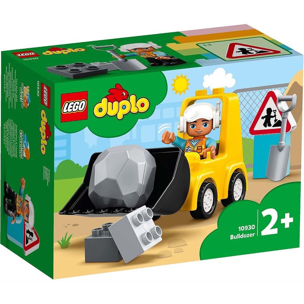 レゴ デュプロ 10930 ブルドーザー