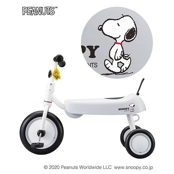 D-bike dax(ディーバイク ダックス) スヌーピー【送料無料】