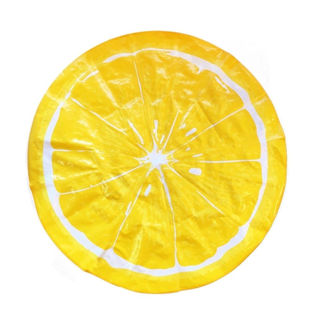 フルーツ レジャーシート 120cm(レモン)【オンライン限定】