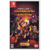 【Nintendo Switchソフト】 Minecraft Dungeons Hero Edit・・・