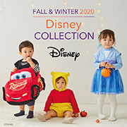 ClothingBook 2020 Fall&Winter Disney Collection